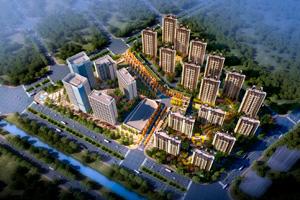 绿地国际产业新城·莫兰迪公馆