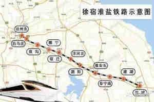 倒计时45天!泗阳高铁真的要来啦
