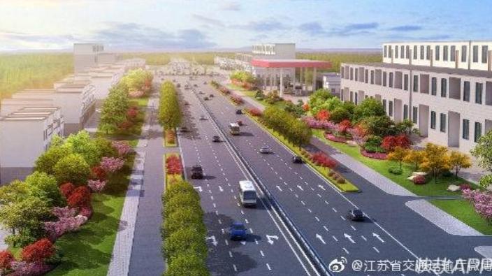 205国道扩建、235国道下穿……徐州交通今年实施这些重大项目