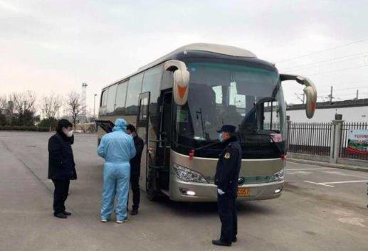徐州至苏州、宿迁、淮安、常州市际客运班线27日起恢复运营
