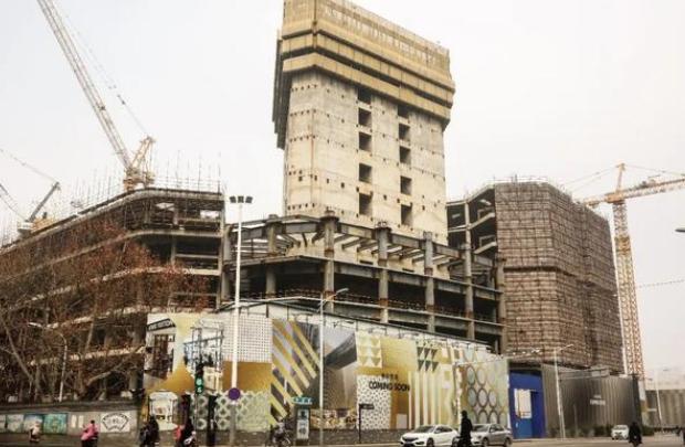 三年半后,市中心将建成徐州第二高楼