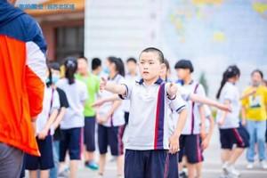 美的置业皖苏北区域丨5月YOU爱节益行公益—走进徐州市特殊教育学校