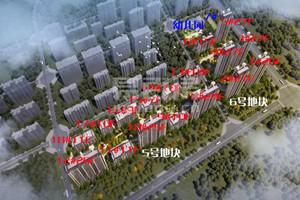 17栋住宅共1374户!凤凰山片区一纯新盘规划公示