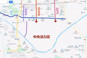"""徐州""""外滩""""路网雏形,3条路下穿铁路!还有这些6月消息..."""