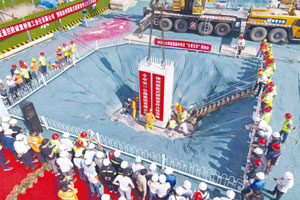 厉害了!徐州首座装配式桥梁开始施工!