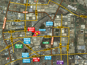 徐州东区再挂一宗住宅用地,起拍价3914.26元/㎡!