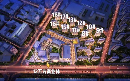 限价!徐州地铁纯新盘领到销许,10858元/㎡起,后天开盘