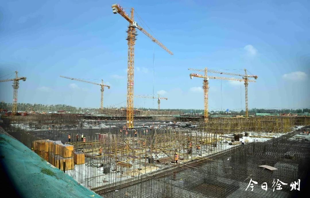 875亿元!徐州前三季度重大产业项目最新进展!